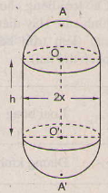 Hình 111 bài 36 trang 126 SGK Toán lớp 9 Tập 2