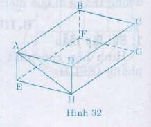 Hình 32 bài 9 trang 100 SGK Toán 8 Tập 2