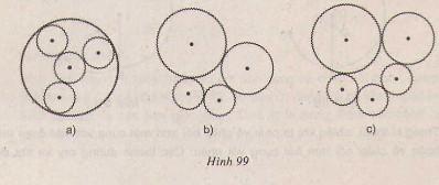 Hình 99 bài 40 trang 123 SGK Toán lớp 9 Tập 1