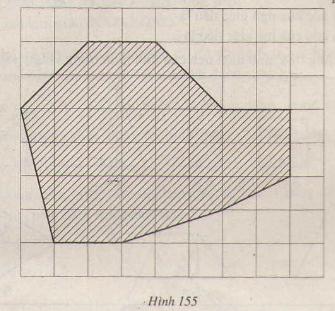 Hình 155 bài 40 trang 131 SGK Toán lớp 8 Tập 1