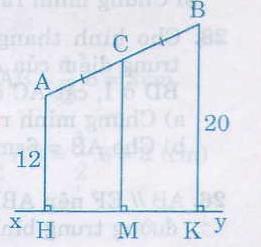 Hình bài 24 trang 80 SGK Toán lớp 8 Tập 1