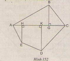 Hình 152 bài 37 trang 129 SGK Toán lớp 8 Tập 1