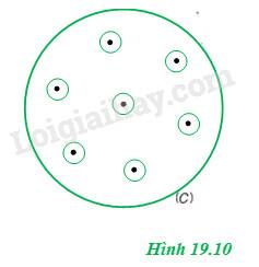 H19.10 - bài 19 trang 123 vật lý 11