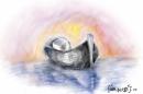 Cách nhìn hiện thực cuộc sống của Nguyễn Minh Châu trong tác phẩm Chiếc thuyền ngoài xa