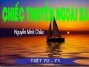 Những đổi mới trong cách nhìn hiện thực cuộc sống của Nguyễn Minh Châu trong tác phẩm Chiếc thuyền ngoài xa