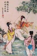 Hai bức tranh xuân trong bốn câu thơ đầu của bài