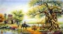 Tình yêu làng và lòng yêu quê hương, tinh thần kháng chiến của người nông dân được thể hiện sâu sắc trong truyện ngắn Làng của Kim Lân. Hãy phân tích nhân vật ông Hai để làm sáng tỏ điều đó.