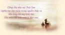 Công cha như núi Thái Sơn - Nghĩa mẹ như nước trong nguồn chảy ra - Một lòng thờ mẹ kính cha - Cho tròn chữ hiếu mới là đạo con. Bài ca dao trên ông cha ta đã nhắc nhở con cháu về chữ hiếu. Em hãy cho biết ngày nay quan niệm về chữ hiếu như thế nào?
