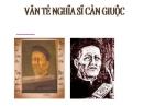 Phân tích giá trị nghệ thuật đặc sắc của bài Văn tế nghĩa sĩ Cần Giuộc - Nguyễn Đinh Chiểu.