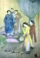 Phân tích nghệ thuật miêu tả nhân vật Mã Giám Sinh qua đoạn trích Mã Giám Sinh mua Kiều