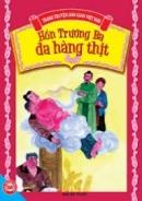 """Hãy viết một bài văn ngắn trình bày tóm tắt diễn biến của tình huống kịch trong đoạn trích vở kịch """"Hồn Trương Ba, da hàng thịt"""" của Lưu Quang Vũ"""