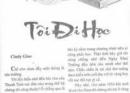Viết đoạn văn nhận xét về những hình ảnh so sánh trong văn bản Tôi đi học của nhà văn Thanh Tịnh