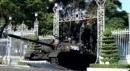 Thuyết minh về một chiến công của Giải phóng quân: Chiếc xe tăng 390 và bốn anh hùng Giải phóng quân.
