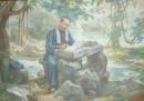 Con người Hồ Chí Minh hiện lên qua bài thơ Tức cảnh Pác Bó