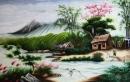 Kể lại truyện Bến quê của Nguyễn Minh Châu