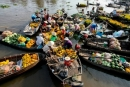Giới thiệu về chợ nổi miền Tây Nam Bộ