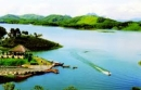 Thuyết minh về cảnh đẹp của  Hồ Thác Bà.