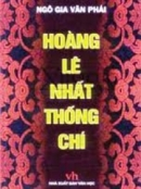 Giới thiệu một vài nét tác phẩm Hoàng Lê nhất thống chí.