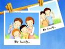 Viết đoạn văn ngắn kể về gia đình mình