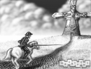 Tóm tắt tiểu thuyết Đôn Ki-hô-tê của Xéc-văn-téc