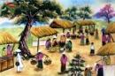 Giới thiệu về chợ quê ( Bài 2 )