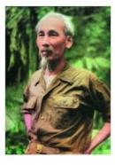Bình giảng bài Tân xuất ngục, học đăng sơn (Mới ra tù, tập leo núi) của Hồ Chí Minh.