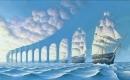 Bình giảng bài thơ Mây và sóng