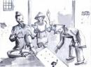 """Phân tích cảnh cho chữ trong """"Chữ người tử tù"""" của Nguyễn Tuân"""