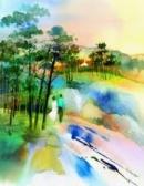 Phân tích bức tranh quê và tấm lòng yêu đời của Hàn Mạc Tử trong Đây thôn Vĩ Dạ_bài 1