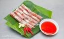 Thuyết minh về món ăn nem chua Thanh Hoá