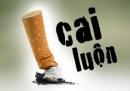 Thuyết minh về tác hại của thuốc lá