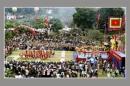 Thuyết minh về lễ hội truyền thống dân tộc