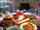 Tả bữa tiệc sinh nhật
