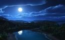 Tả cảnh đêm trăng