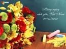 Tả lại lễ kỷ niệm Ngày Nhà giáo Việt Nam 20 – 11 ở trường em