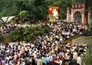 Tả lễ hội đền Hùng