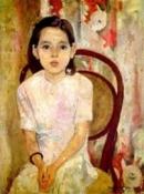 Dựa vào văn bản Bức tranh của em gái tôi, hãy miêu tả lại hình ảnh người em gái theo trí tưởng tượng của em_bài 1