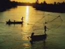 Tả cảnh dòng sông quê em số 2