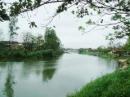 Tả dòng sông quê em