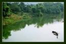 Tả cảnh dòng sông quê em số 3