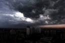 Tả cơn mưa_bài 1