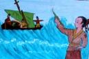 Trong vai Mã Lương trong truyện Cây bút thần, hãy kể lại một việc làm có ích của mình