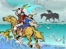Sau khi tự tử ở giếng Loa Thành, xuống thủy cung, Trọng Thủy đã tìm gặp lại Mị Châu. Những sự việc gì đã xảy ra? Hãy kể lại câu chuyện đó