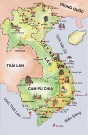 Hãy kể tên một số cửa khẩu quốc tế quan trọng trên đường biên giới của nước ta với các nước Trung Quốc, Lào, Campuchia.></noscript> | C-n.vn