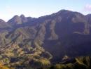 Hãy xác định trên hình 6 các dãy núi lớn của vùng núi Tây Bắc.