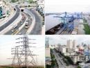 Hình thành cơ cấu công nghiệp và phát triển cơ sở hạ tầng giao thông vận tải