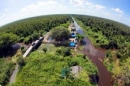 Sử dụng hợp lí và cải tạo tự nhiên ở Đồng bằng sông Cửu Long