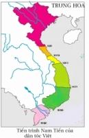 Chế độ cai trị của các triều đại phong kiến phương bắc và những chuyển biến trong kinh tế, văn hóa, xã hội Việt Nam