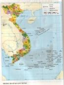 Vị trí và giới hạn lãnh thổ Việt Nam