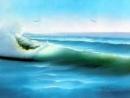 Cảm nhận về bài thơ Mây và sóng